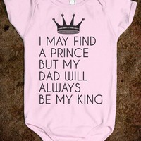 I MAY FIND A PRINCE