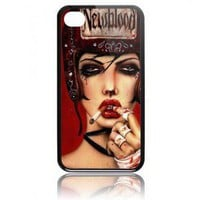 Brian Viveros iPhone4S/4 Art Case-Bloody Knuckles