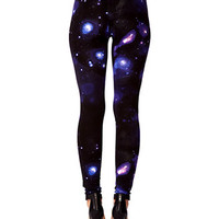 Celestial Print Leggings