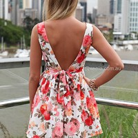 APPROACH TIE BOW 2.0 DRESS , DRESSES, TOPS, BOTTOMS, JACKETS & JUMPERS, ACCESSORIES, SALE, PRE ORDER, Australia, Queensland, Brisbane