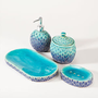 Peacock Bath Accessories | Bathroom| Bed &amp; Bath | World Market