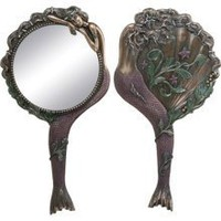 YTC Summit 7670 Mermaid Hand Mirror - C-24