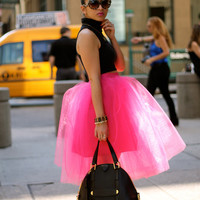 Carrie Away Tulle Skirt
