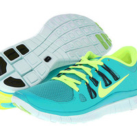 Nike Free 5.0+ Sport Turquoise/Fiberglass/Anthracite - Zappos.com Free Shipping BOTH Ways