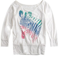 dELiAs > Sadie Colorful Zebra Tee > tops > view all tops
