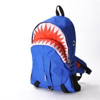 Coll shark backpack