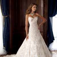 David Tutera 213252 Dress - MissesDressy.com