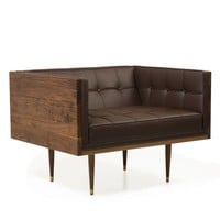 Box Sofa Armchair - Living