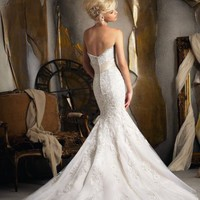 Bridal by Mori Lee 1903 Dress