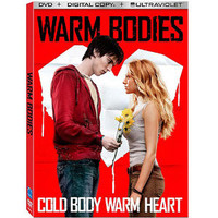 Walmart: Warm Bodies (DVD + Digital Copy + UltraViolet) (Widescreen)