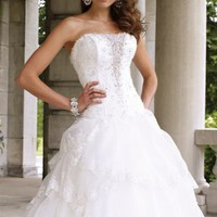 David Tutera 112218 Dress - MissesDressy.com