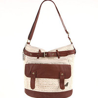 Roxy Ocean Fall Dot Crossbody Bag at PacSun.com