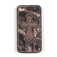 Blazing Roxx Mossy Oak Iphone 4 Case - Cell Phone & Tablet Cases - Women's Accessories - Women's