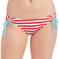 Cabana Smoothie Swimsuit Bottom | Mod Retro Vintage Bathing Suits | ModCloth.com