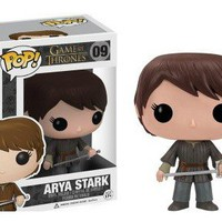 Game of Thones Arya Stark Funko POP! Vinyl Figure - Whimsical & Unique Gift Ideas for the Coolest Gift Givers
