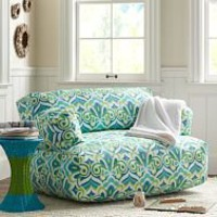 Tropical Floral Eco Lounger | PBteen