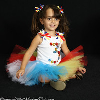 Circus Theme Blinged out Birthday Outfit for by LittleMadamtutu