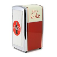 Tablecraft Have A Coke Napkin Dispenser