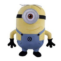 Despicable Me™ Minion Stuart Plush | Universal Orlando™