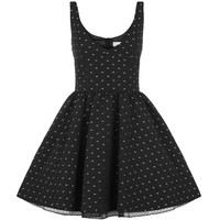 Red Valentino Flower Dot Prom Dress | Harrods