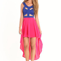 Dramatic Effects Cut Out Dress by Reverse - &amp;#36;79.00 : ThreadSence.com, Your Spot For Indie Clothing &amp; Indie Urban Culture