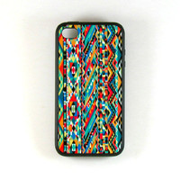 Iphone 4 Case  Aztec Design for Iphone 4 and Iphone by fundakcases