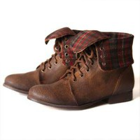 tina leigh rustic boot - &amp;#36;107.99 : ShopRuche.com, Vintage Inspired Clothing, Affordable Clothes, Eco friendly Fashion
