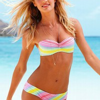 Push-Up Bandeau Top - Beach Sexy - Victoria's Secret