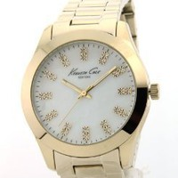 Kenneth Cole New York Gold-tone Watch