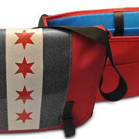Sink or Swim Hyde Chicago Messenger Bag Accessories Bags at Broken Cherry