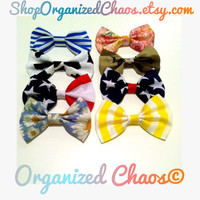 Custom Mix & Match Unisex Bows