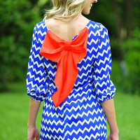 All American Girl Dress: Blue | Hope's
