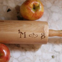 Personalized Gift - Rolling Pin - Kitchen Gift/ Cooking Gift