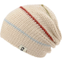 Krochet Kids 5207.5 White Stripe Slouchy Beanie at Zumiez : PDP