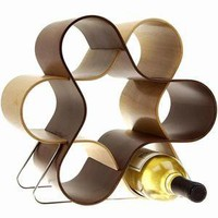 Wine Knot Wine Rack | Wine Racks Wood Wine Rack - Buy at Drinkstuff