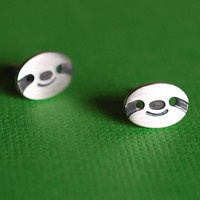 Little sloth earrings
