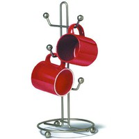 Spectrum Diversified 41770 Chrome Pantry Works Mug Tree