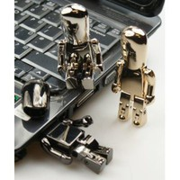 Robot 16 GB USB Flash Drive