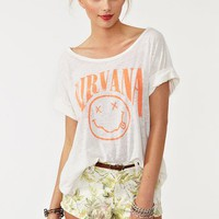 Nirvana Tee in  What's New at Nasty Gal