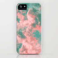 Watermelon Sunset iPhone & iPod Case by Caleb Troy
