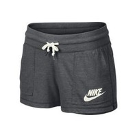 Nike Gym Vintage Women's Shorts - Dark Grey