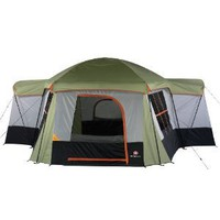 Swiss Gear Montreaux Ten Person Family Dome Tent