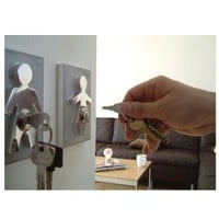 Human Key Holder at Wrapables - Storage & Organization