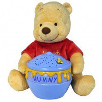 Disney Baby Winnie the Pooh Dreamy Stars Soother