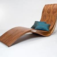 Wave Chair by carleyeisenberg on Etsy