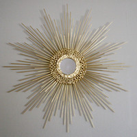 27in Starburst / Sunburst Mirror