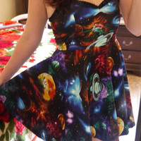 Galaxy Space Dress (Custom Orders Accepted)