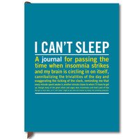 I CAN'T SLEEP INNER-TRUTH JOURNAL