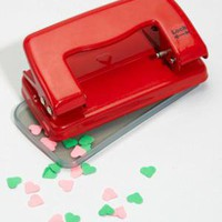 fredflare.com | 877-798-2807 | heart shaped hole punch