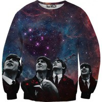 Beatles Galaxy Sweater